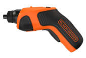 Svitavvita BLACK&DECKER CS 36 BST-QW 3.6V batteria a Litio 1.5AH + accessori