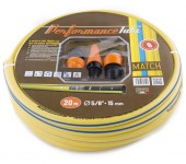 SET TUBO MATCH D.5/8 MM 15 MT 20 + KIT